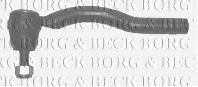 Наконечник поперечной рулевой тяги BORG & BECK купить