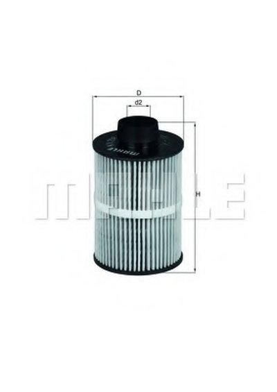 KX208D KNECHT Топливный фильтр