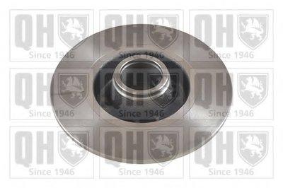 BDC5474 QUINTON HAZELL Тормозной диск -1