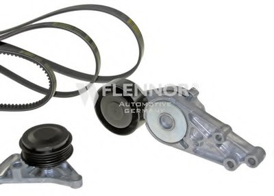 Поликлиновой ременный комплект FLENNOR купить