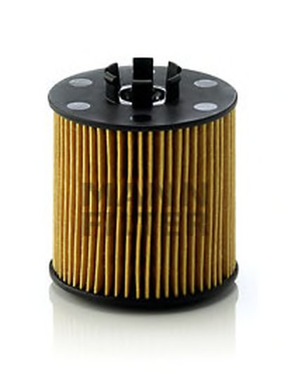 HU7126X MANN-FILTER Масляный фильтр