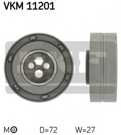 "Ролик ременя грм натяжний AUDI 80/A4/A6/A8 ""2,6/2,8L ""91-01"