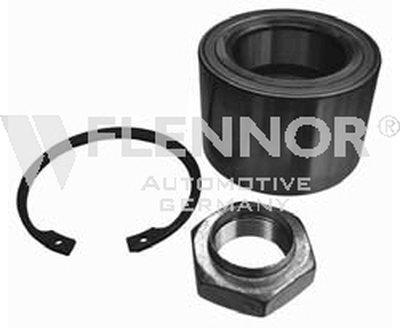 FR670360 FLENNOR Комплект подшипника ступицы колеса