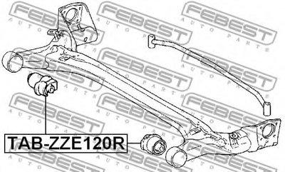FEBEST TABZZE120R-1