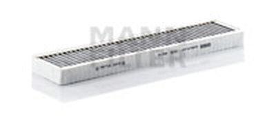 CUK4624 MANN-FILTER Фильтр, воздух во внутренном пространстве