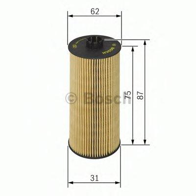 F026407015 BOSCH Масляный фильтр