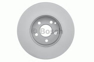 Тормозной диск Bosch BOSCH 0986479038 для авто MERCEDES-BENZ с доставкой-3