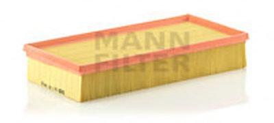 C35156 MANN-FILTER Воздушный фильтр