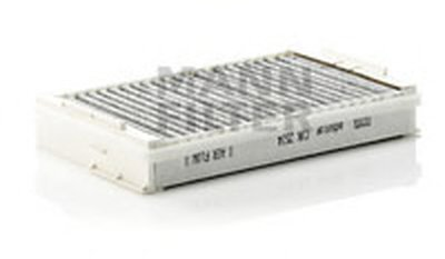 CUK2534 MANN-FILTER Фильтр, воздух во внутренном пространстве