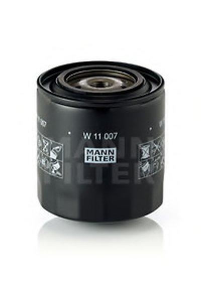 W11007 MANN-FILTER Масляный фильтр