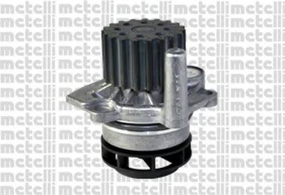 Водяной насос AUDI A6 Avant (4F5, C6) 2.0 TDI (Пр-во Metelli)