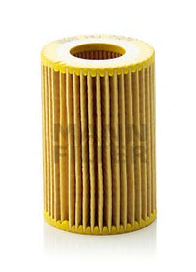 HU7129X MANN-FILTER Масляный фильтр