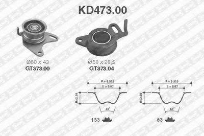 KD47300 SNR Комплект ремня ГРМ