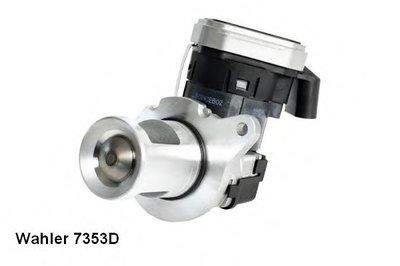 7353D WAHLER Клапан возврата ОГ