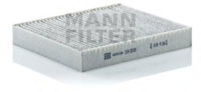 CUK2559 MANN-FILTER Фильтр, воздух во внутренном пространстве