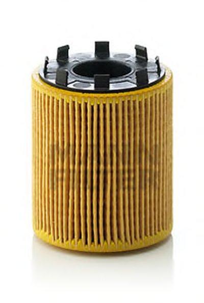 HU7131X MANN-FILTER Масляный фильтр