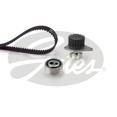 Водяной насос + комплект зубчатого ремня PowerGrip® GATES купить