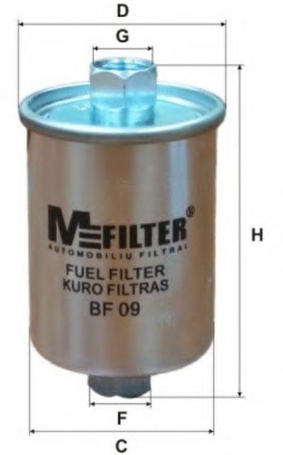 Топливный фильтр MFILTER купить