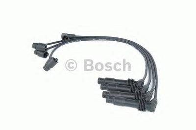 0986357228 BOSCH Комплект проводов зажигания-2