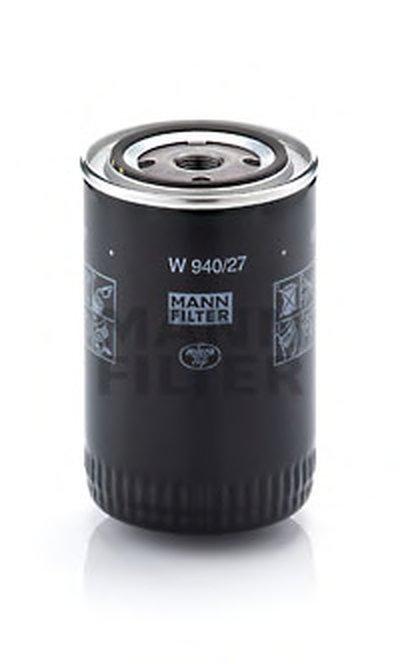 W94027 MANN-FILTER Масляный фильтр