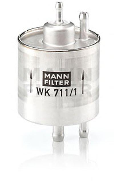 WK7111 MANN-FILTER Топливный фильтр