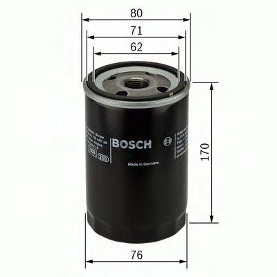 0451103249 BOSCH Масляный фильтр