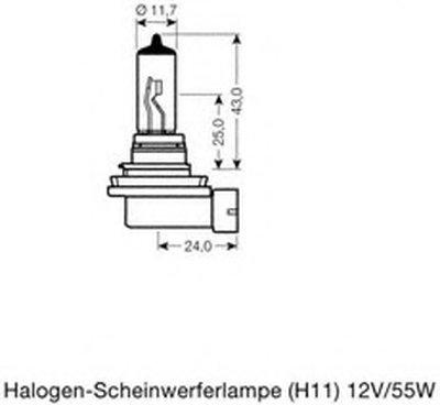 Лампа накаливания, фара дальнего света; Лампа накаливания, основная фара; Лампа накаливания, противотуманная фара; Лампа накаливания, основная фара; Лампа накаливания, фара дальнего света; Лампа накаливания, противотуманная фара; Лампа накаливания, фара с авт. системой стабилизации; Лампа накаливания, фара с авт. системой стабилизации; Лампа накали OSRAM NIGHT BREAKER® UNLIMITED OSRAM купить