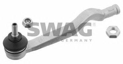 SWAG 60929623 Рулевой наконечник левый Dacia LOGAN