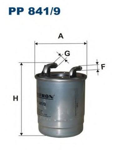 PP8419 FILTRON Топливный фильтр