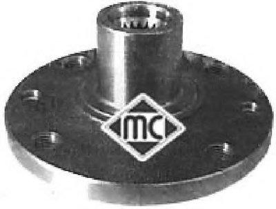 Ступица колеса перед (90020) Metalcaucho