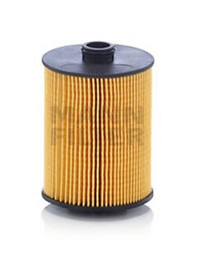 HU8009Z MANN-FILTER Масляный фильтр