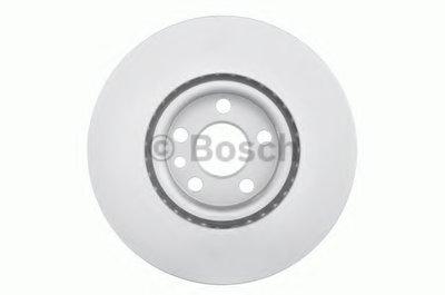 0986479114 BOSCH Тормозной диск -2
