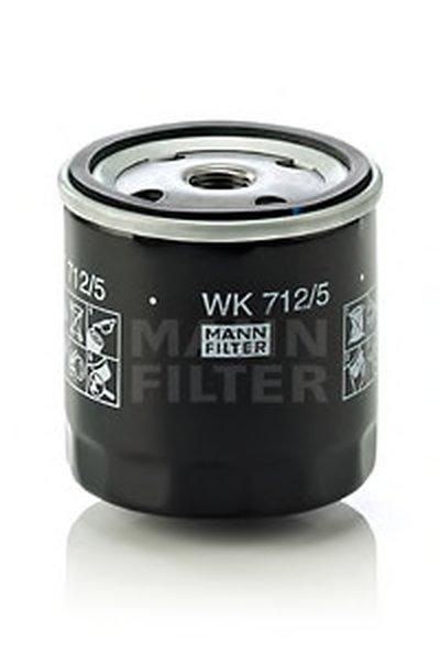 WK7125 MANN-FILTER Топливный фильтр