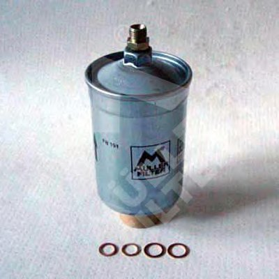 FB191 MULLER FILTER Топливный фильтр