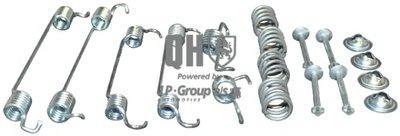 Комплектующие, тормозная колодка QH JP GROUP купить