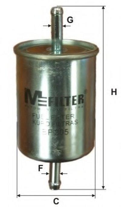 BF305 MFILTER Топливный фильтр