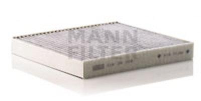CUK26009 MANN-FILTER Фильтр, воздух во внутренном пространстве