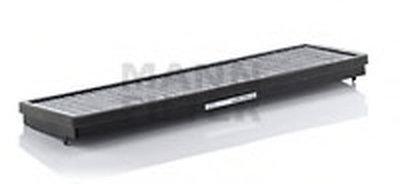 CUK5877 MANN-FILTER Фильтр, воздух во внутренном пространстве