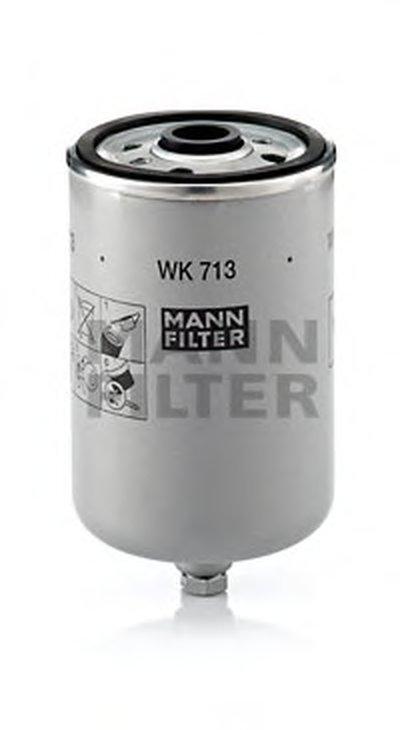 WK713 MANN-FILTER Топливный фильтр