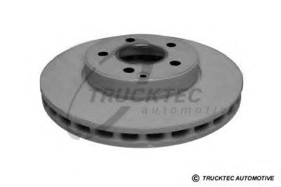 тормозной диск TRUCKTEC AUTOMOTIVE 0235089 для авто MERCEDES-BENZ с доставкой