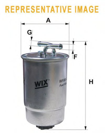WIX FILTERS WF8043