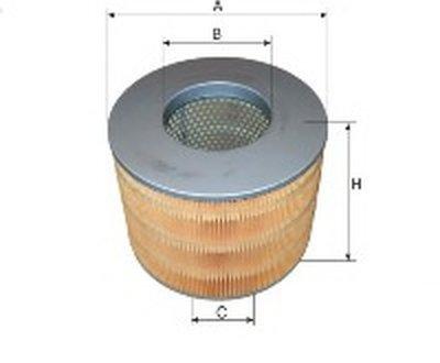 Автозапчасть/Воздушные фильтры GOODWILL AG533 для авто  с доставкой