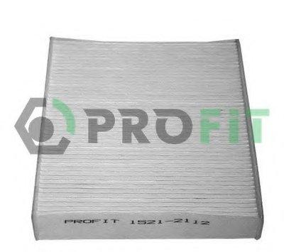 15212112 PROFIT Фильтр, воздух во внутренном пространстве