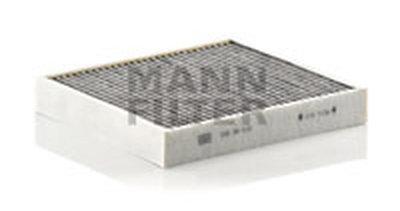 CUK26010 MANN-FILTER Фильтр, воздух во внутренном пространстве