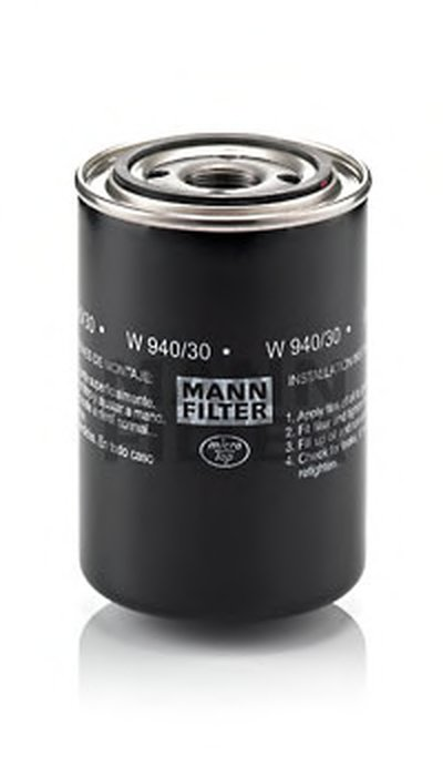 W94030 MANN-FILTER Масляный фильтр