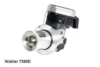 7389D WAHLER Клапан рециркуляции отработанных газов DB