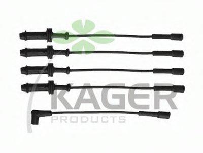 Комплект проводов зажигания KAGER купить