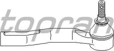 Наконечник поперечной рулевой тяги TOPRAN купить