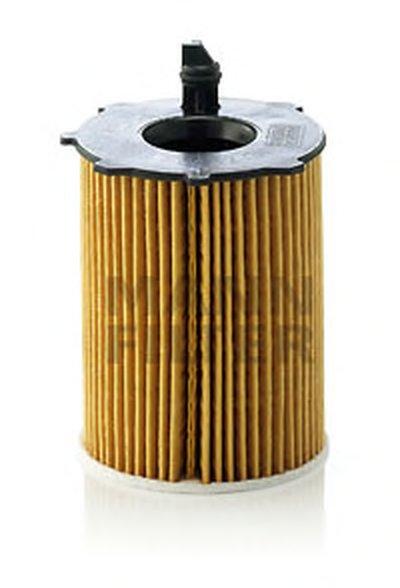HU7162X MANN-FILTER Масляный фильтр