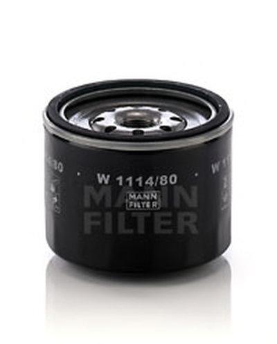 W111480 MANN-FILTER Масляный фильтр